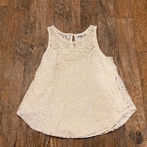 Cato Lace Top Size Medium